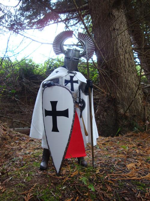 Un assassin de chevaliers croisés AssassinsCrusader01