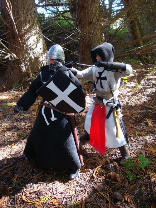Un assassin de chevaliers croisés AssassinsCrusader07