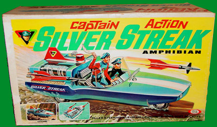 Playing Mantis - Captain Action CaptainAction36